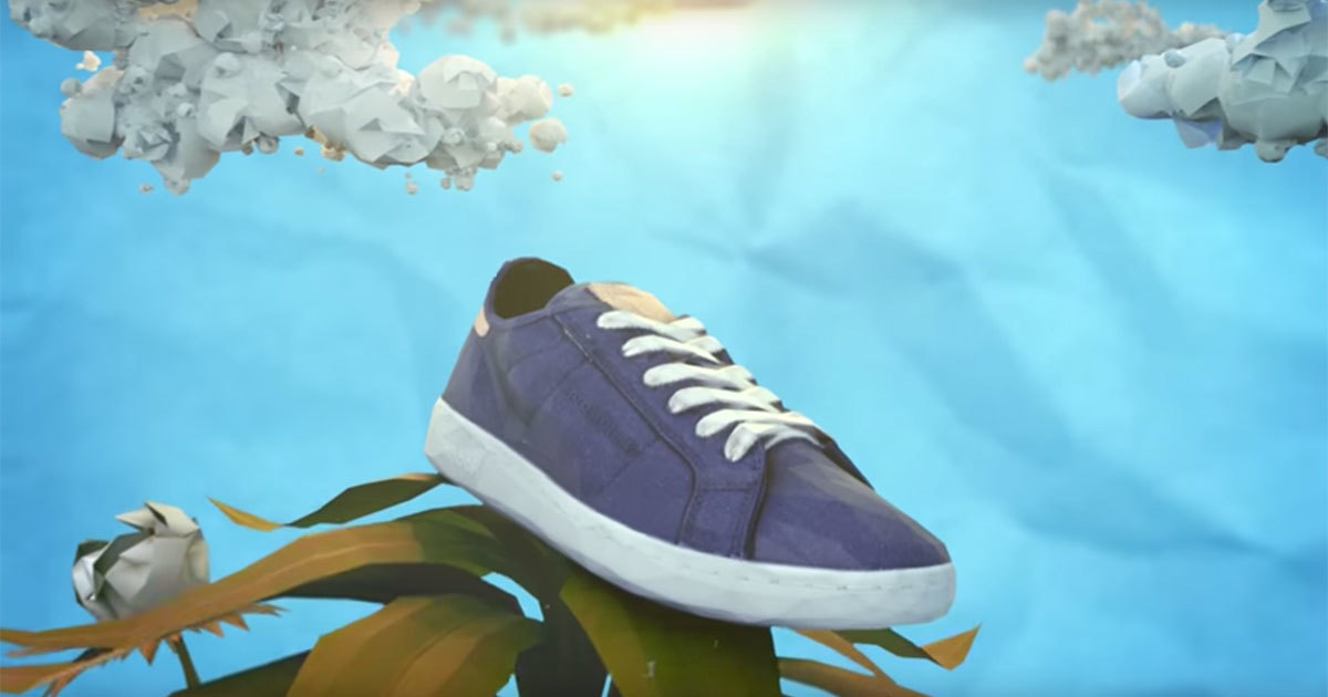 reebok plant-based sneakers