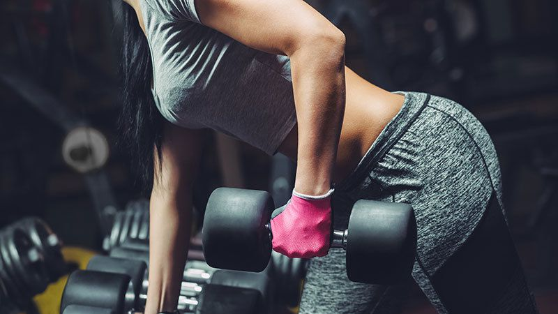 How To Build More Muscle And Burn Fat Shape Magazine