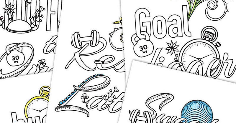 Adult Coloring Books That Will De-Stress Your Life Without