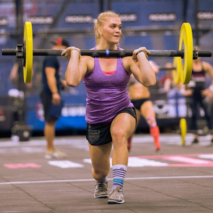 Top CrossFit Women at 2013 Reebok CrossFit Games | Shape ...
