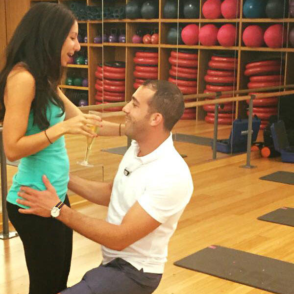 My Boyfriend Proposed To Me In The Middle Of My Fitness