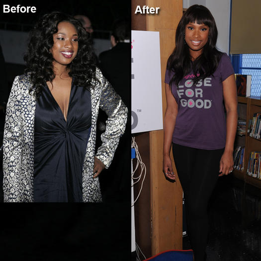 before and after healthy weight loss success shape magazine