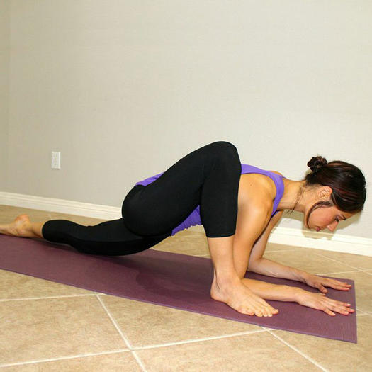 Yoga Poses 10Minute Workout for Muscle Tone