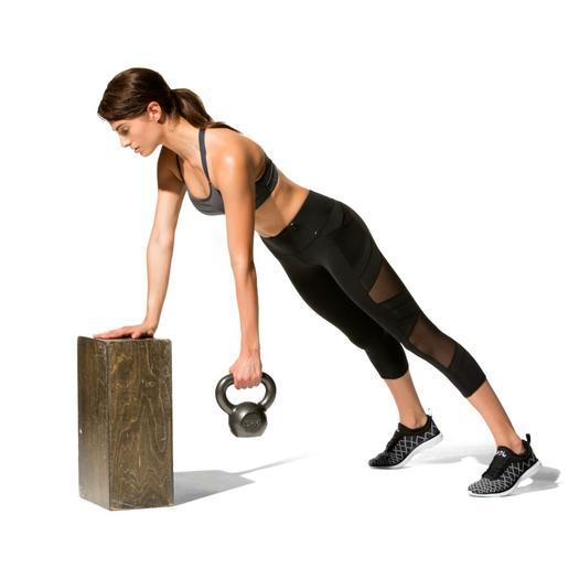 Kettlebell Back Workout Kettlebell Workout For Better