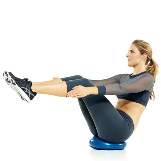 Disc Exercises Total Body Stability Workout