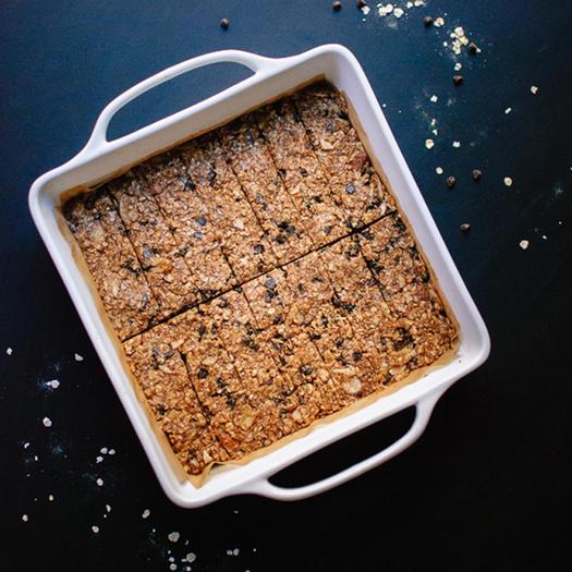 Healthy Snack Ideas 10 Homemade Energy Bars Shape Magazine
