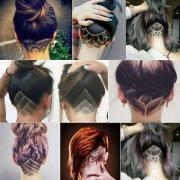 undercut fit-girl hair