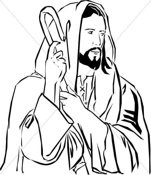 Jesus Clipart, Clip Art, Jesus Graphics, Jesus Images