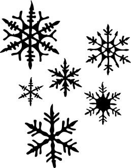 Snowflake Images, Snowflake Clip Art, Winter Images