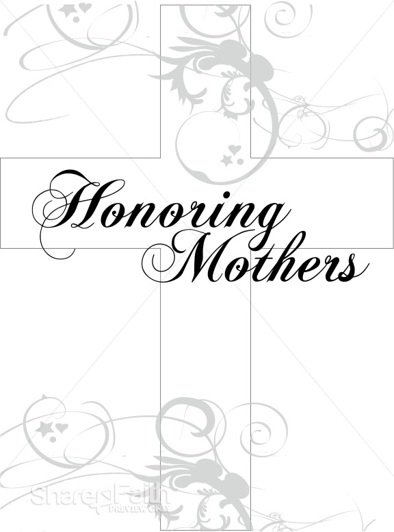 Honoring Mothers with Cross
