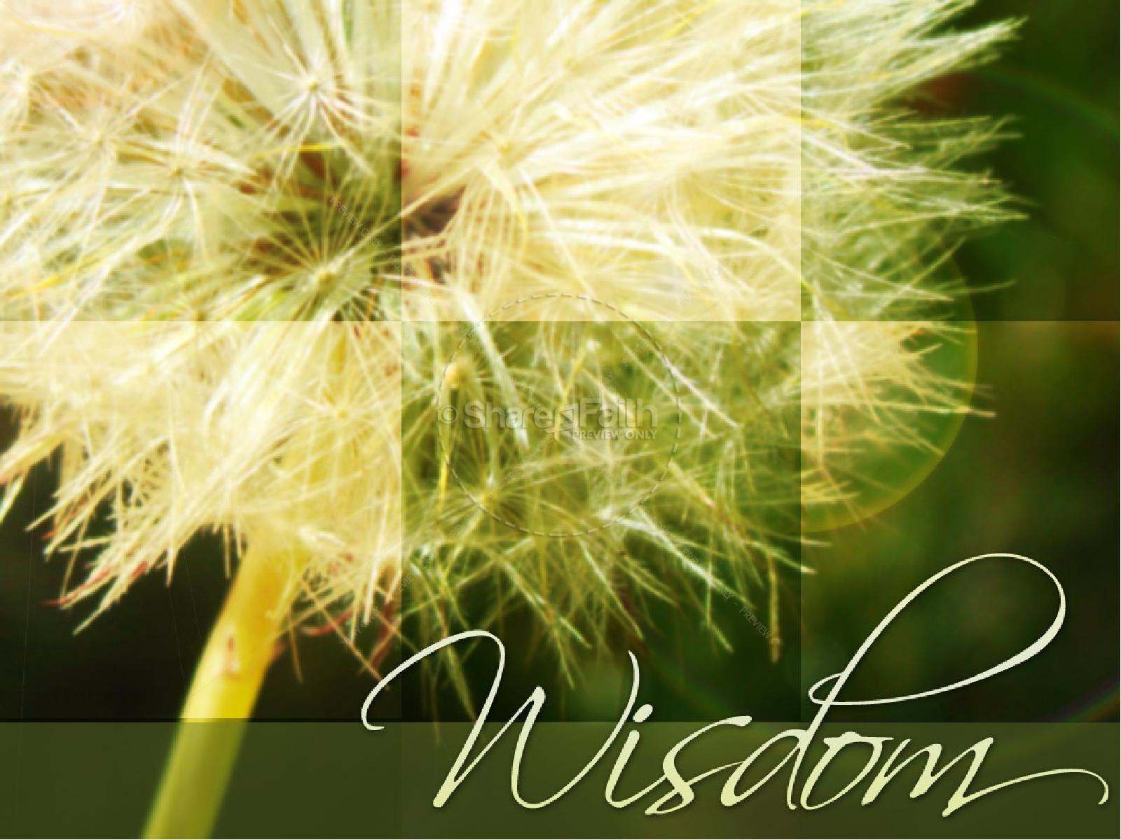 Powerpoint Backgrounds Wisdom Walk
