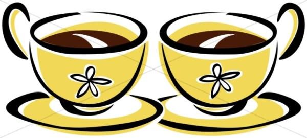 coffee hour clipart church refreshments