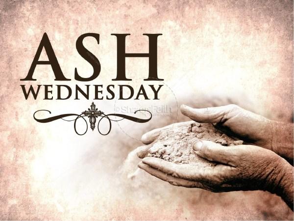 ash wednesday # 73