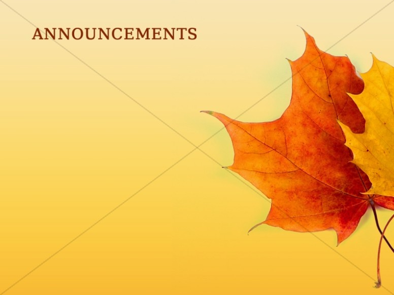 Fall Christian Wallpaper Welcome Fall Sermon Powerpoint Fall Thanksgiving Powerpoints