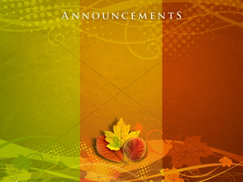 Hd Wallpaper Texture Fall Harvest Church Announcements Announcement Backgrounds Sharefaith