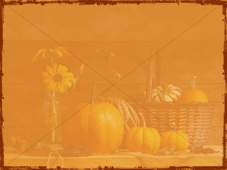 Fall Harvest Wallpaper Christian Pumpkin Harvest Background Image