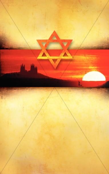 Seek The Kingdom of God First Bulletin Cover  Sermon Bulletin Covers