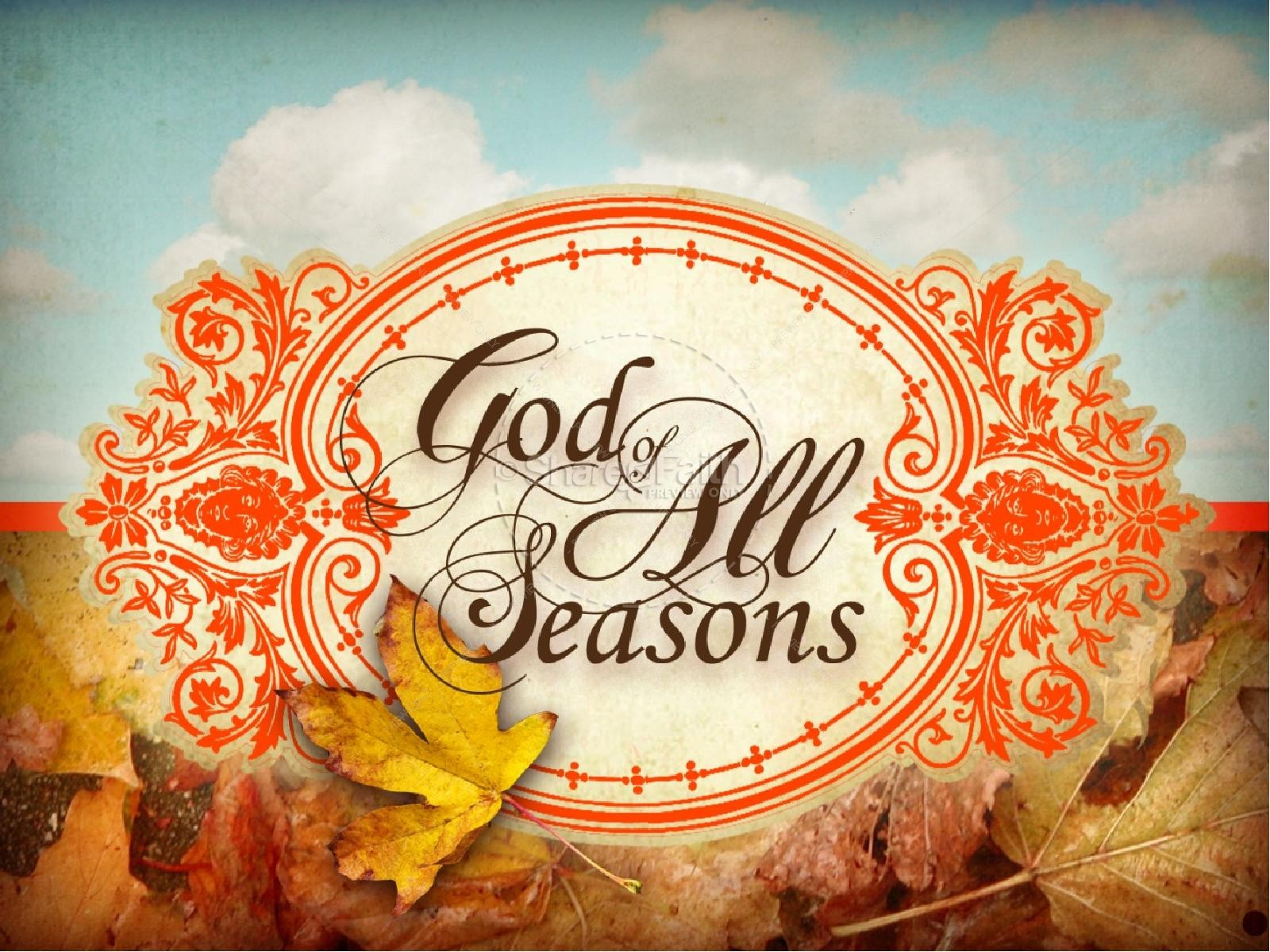 Autumn Falling Leaves Live Wallpaper Pictures Of Leaves Powerpoint Template Fall Thanksgiving