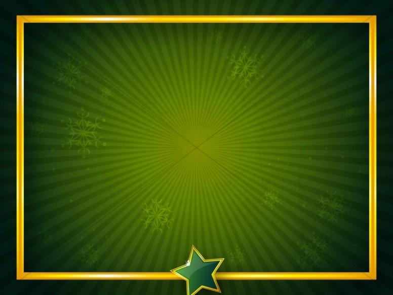 Christmas Star Worship Background | Worship Backgrounds
