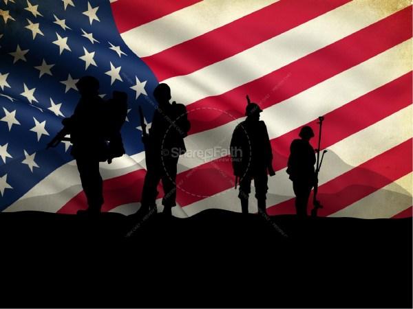 Veterans Day Church PowerPoint