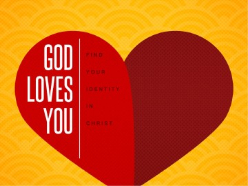 God Loves You Christian PowerPoint Valentines Day