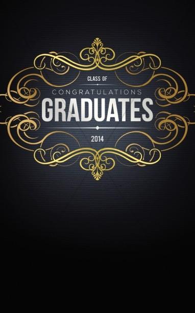 2014 graduation design cover