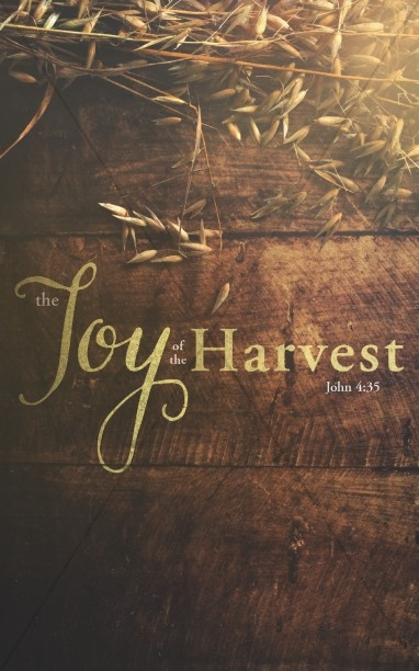 Fall Harvest Wallpaper Christian Joy Of Harvest Ministry Bulletin