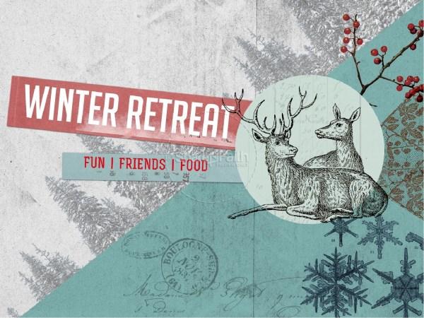 winter retreat christian powerpoint