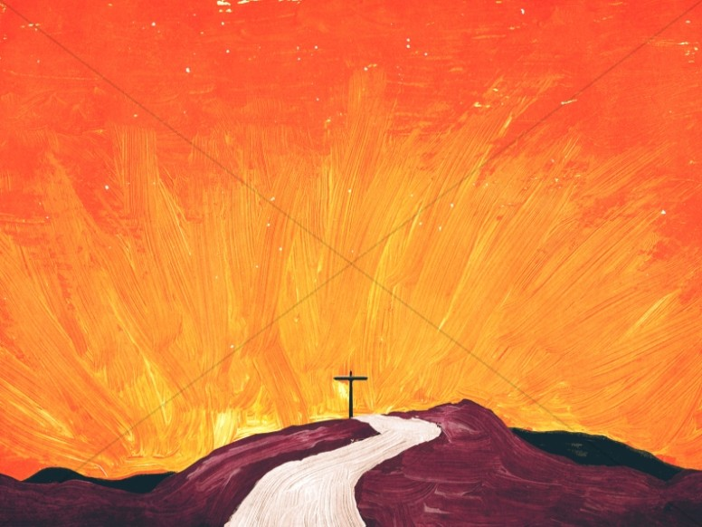 Christian Wallpaper Fall Offering Lead Me To The Cross Worship Church Powerpoint Easter