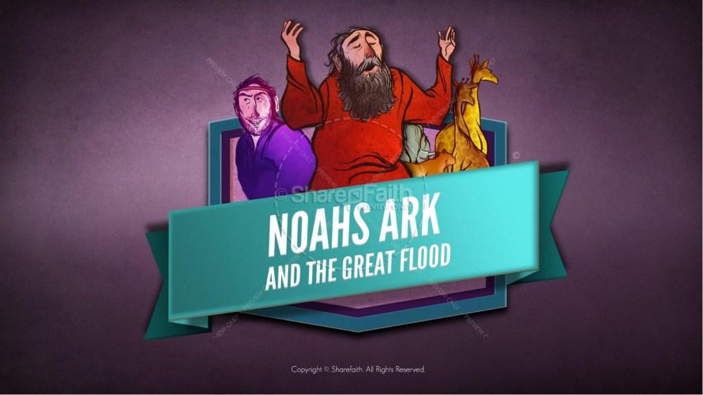 medium resolution of noah s ark kids bible lesson