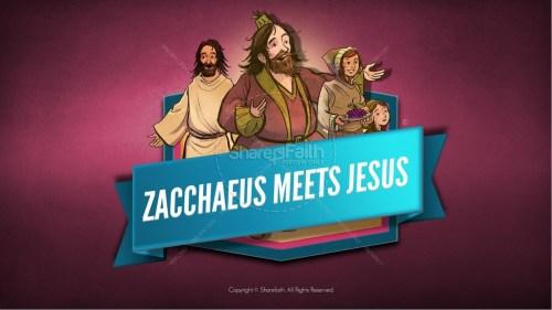 small resolution of luke 19 story of zacchaeus kids bible lesson
