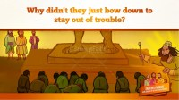 The Fiery Furnace with Shadrach, Meshach and Abednego Kids ...
