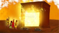 Shadrach Meshach And Abednego Fiery Furnace