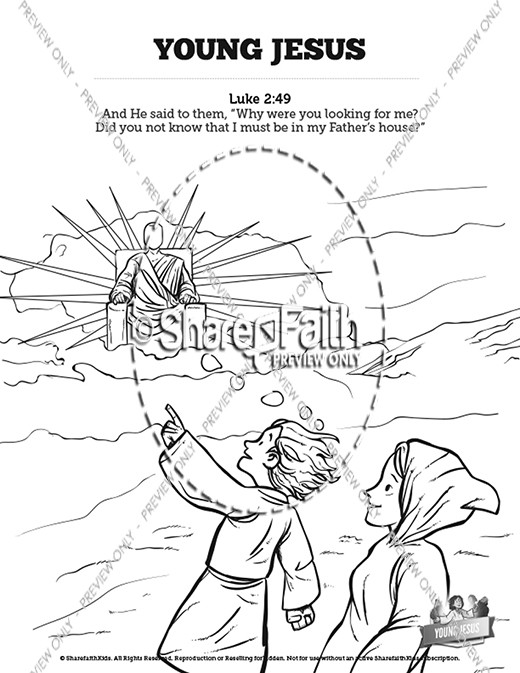Acts 3 Peter Heals the Lame Man Sunday School Coloring
