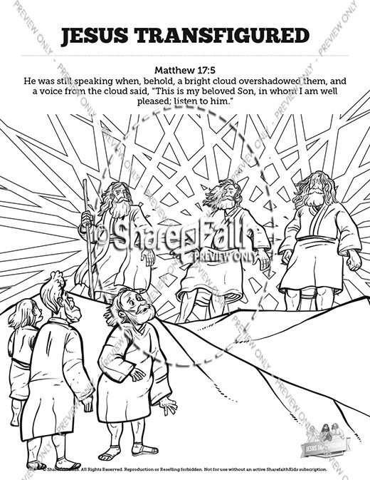 Free coloring pages of acts 1: 8