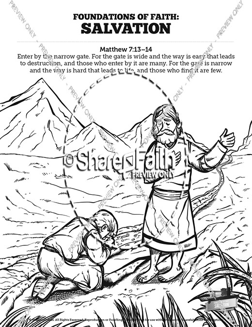 Lds Plan Of Salvation Coloring Page Pictures to Pin on