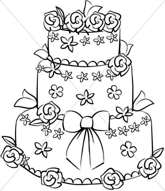 Christian Wedding Clipart, Christian Wedding Images