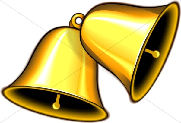 church bell clipart