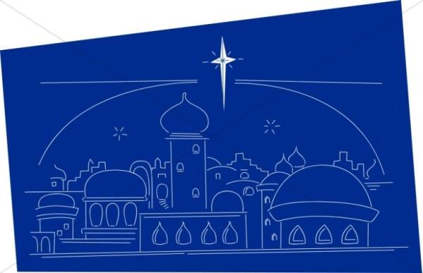 beautiful bethlehem nativity