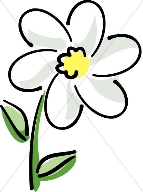 church flower clipart