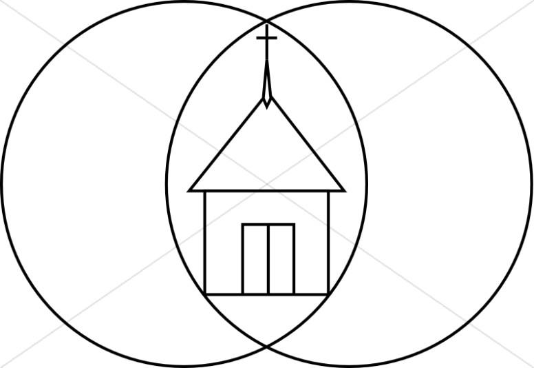 Church Clipart, Church Graphics, Church Images
