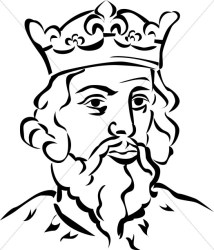 King with Crown Crown Clipart