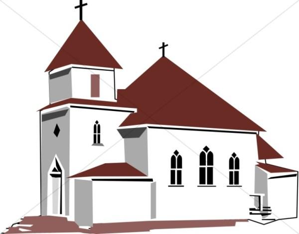 church clipart graphics