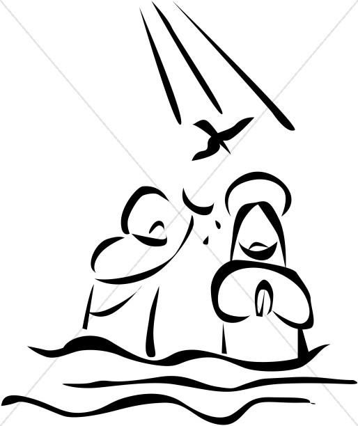 Jesus Baptism Kids Powerpoint ( 38 found )