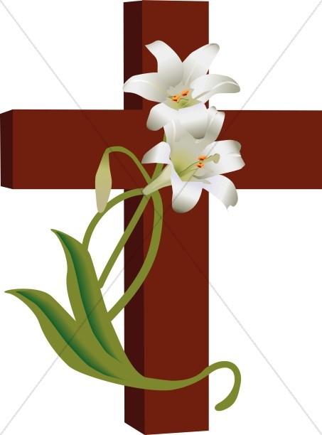 Lily Bible Clip Art
