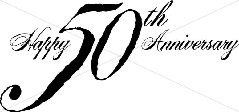 Christian Anniversary Clipart, Christian Anniversary