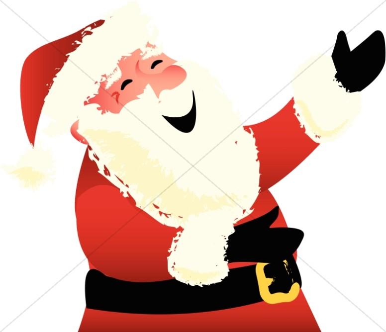 Christmas Around World Clip Art