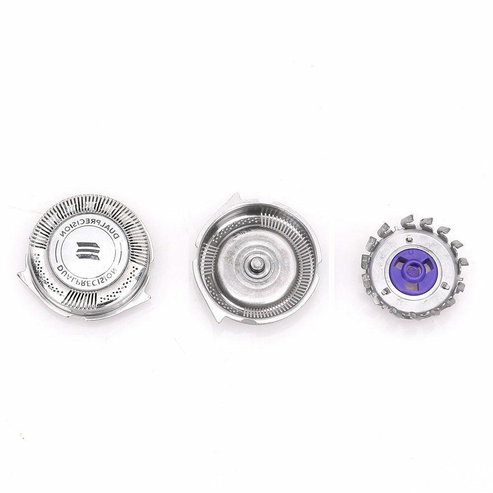 Set 3 Replacement Razor Shaver Heads Blade Cutter