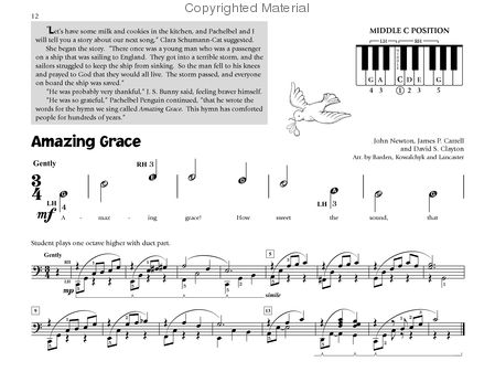 Music for Little Mozarts: Little Mozarts Go to Church