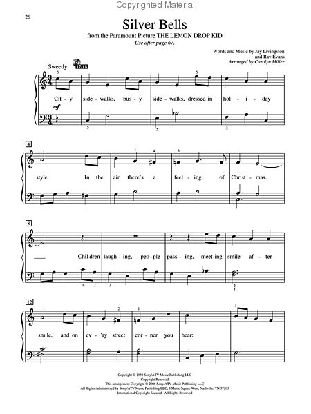 Christmas Piano Solos - First Grade (Book/Online Audio) - John Thompson's Modern Course for the Piano Sheet Music by Various - Willis Music ...